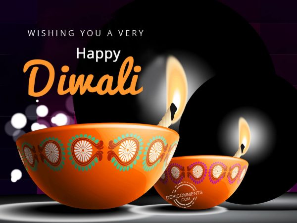 Picture: Happy Diwali, Festival of lights