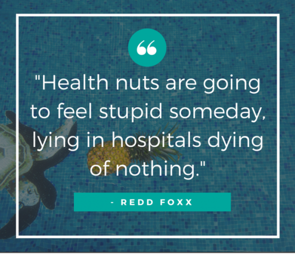 Picture: Health Nuts Are Going
