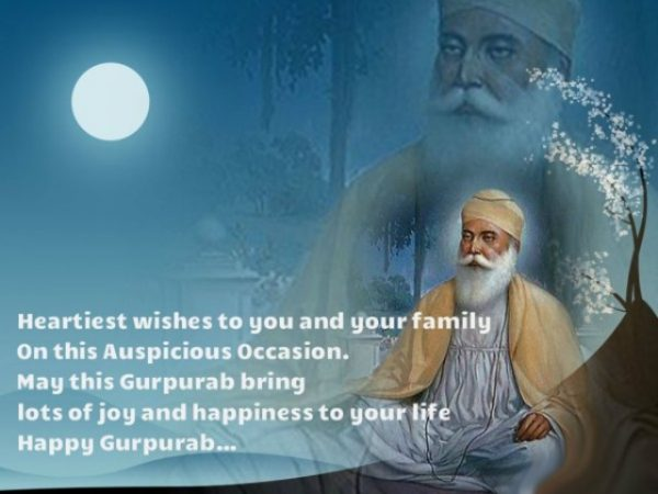 Heartiest Wishes To You And Your Family