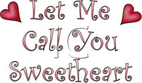 Picture: Let Me Call You Sweetheart