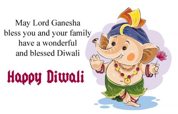 Picture: May Lord Ganesha Bless You And Your Family