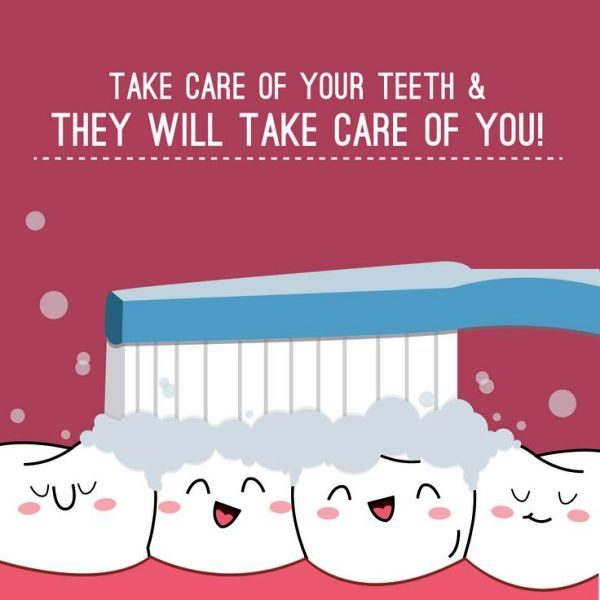 Picture: Take Care Of Your Teeth