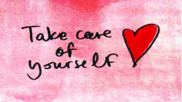 Picture: Take Care Of Yourself With Heart