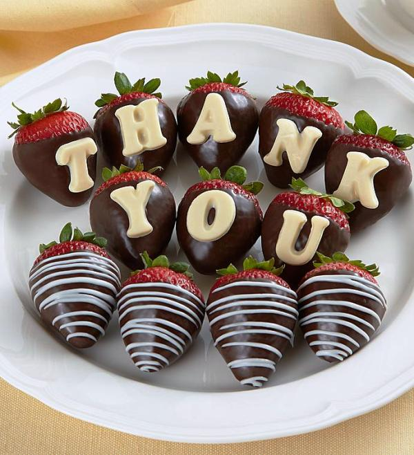 Picture: Thank You With Chocolates