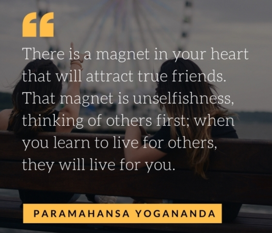 There Is A Magnet In Your Heart