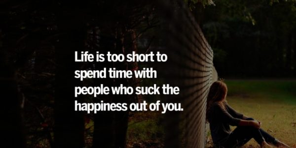 Life is Too Short To Spend