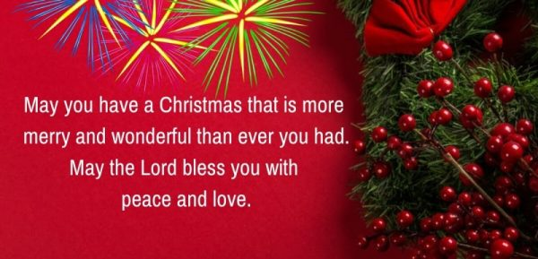 Picture: May You Have A Christmas
