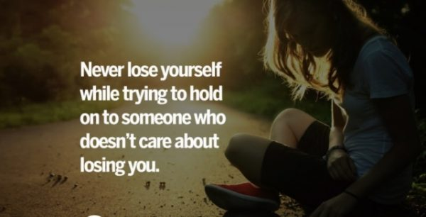 Never Lose Yourself While Trying