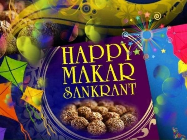 Happy Makar Sankrant