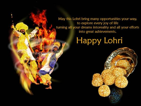 May This Lohri Bring Many Opportunities