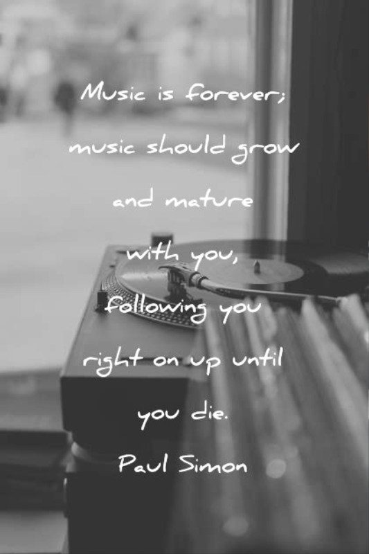 Picture: Music Is Forever Music Should Grow