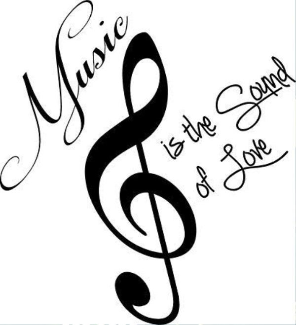 Music Is The Sound Of Love