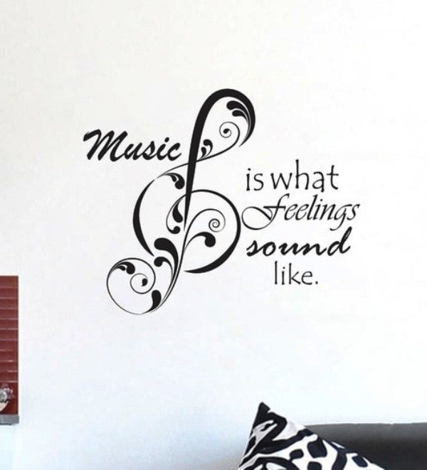 Picture: Music Makes The Pain Fade