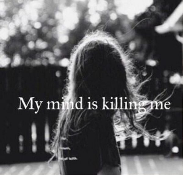 Picture: My Mind Is Killing Me
