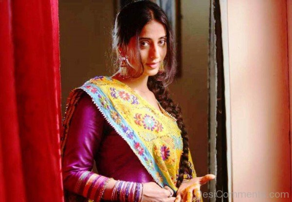 Mahi Gill Giving A Nice Pose