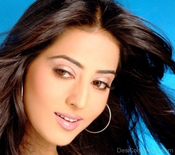Mahi Gill Looking Cute
