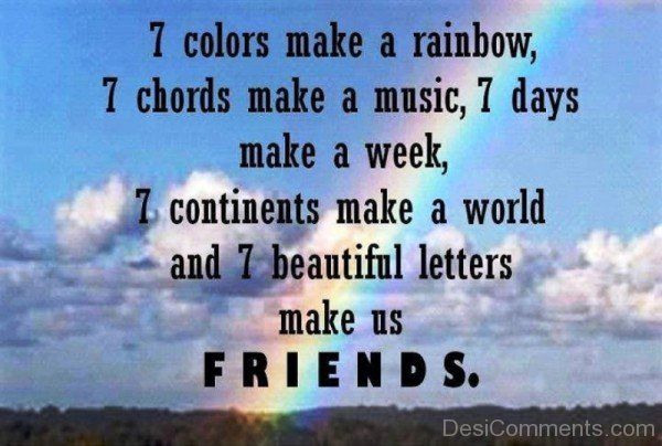 7 Beautiful Letters Make Us Friends-dc099014