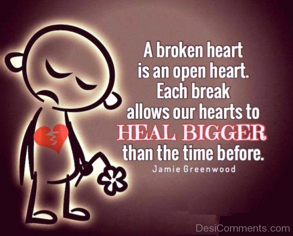A Broken Heart Is An Open Heart-vb501DC123DC25