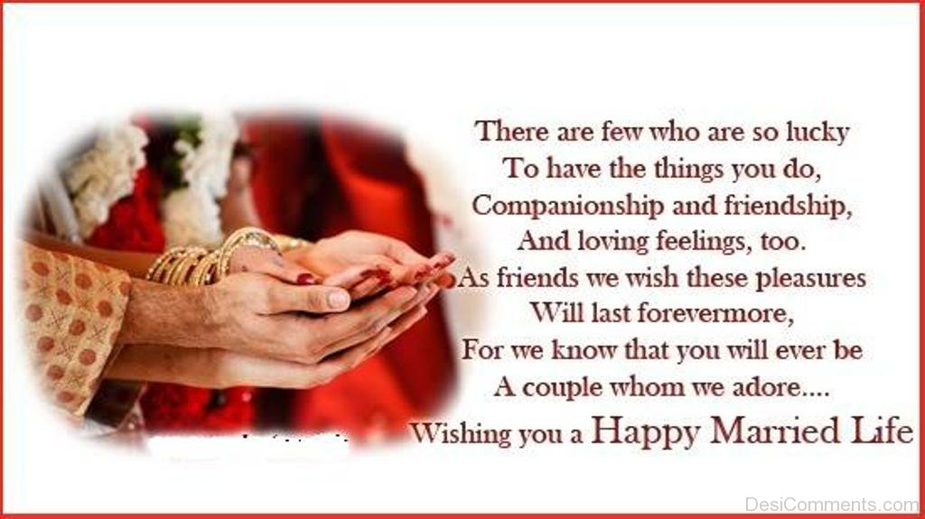 Happy Married Life Quotes Pictures Sinmonotonia Blogspot Com