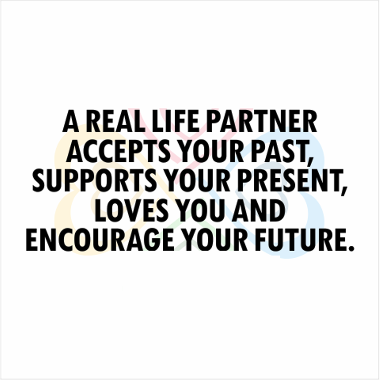life partner quotes like success