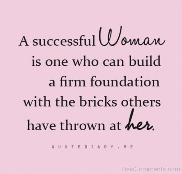 A Successful Woman-DC698D3