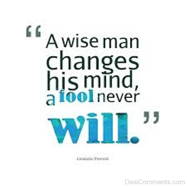 A Wise Man Changes His Mind-DC05