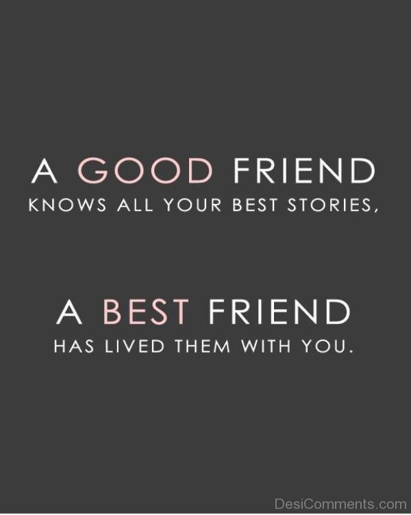 A best friend has lived them with you-DC007