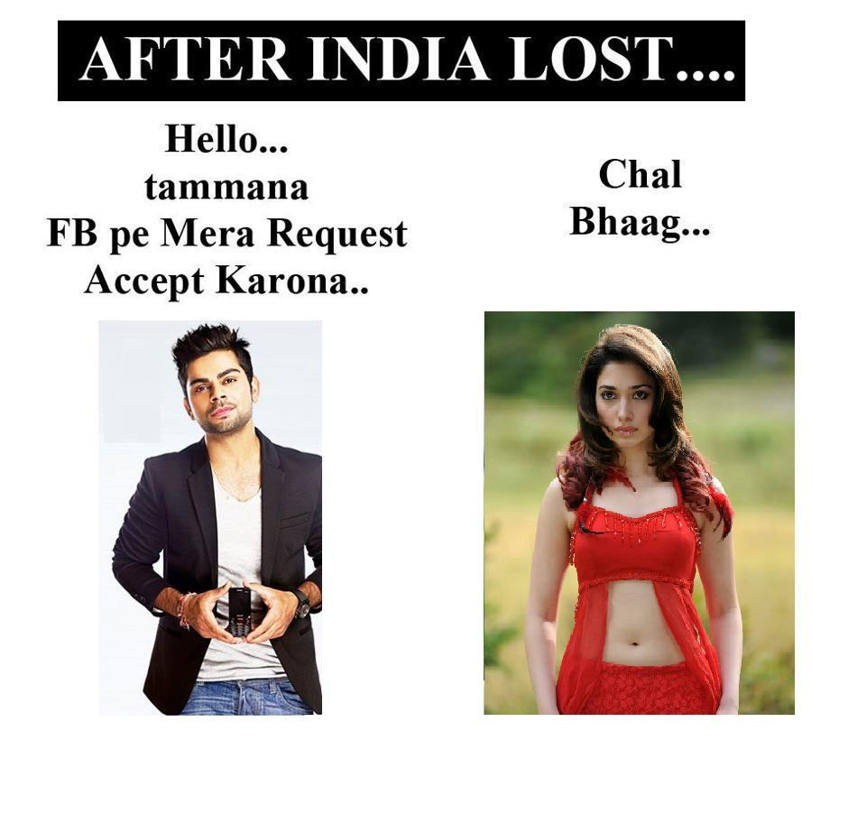 After India Lost