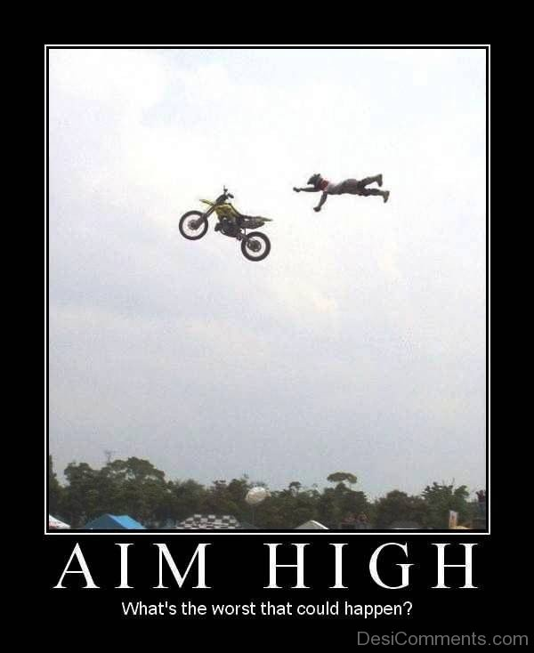 Aim High-DC0DC0401