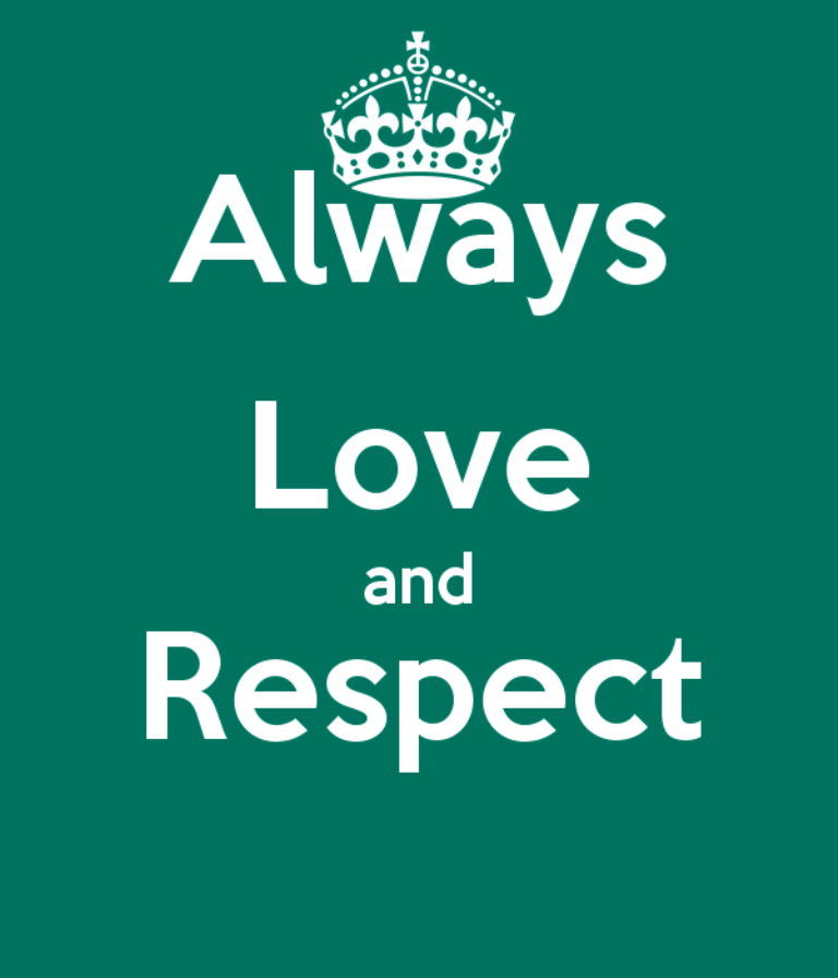 Relationship Quotes About Love And Respect: Always Love And Respect