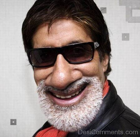 Amitabh Bachchan Funny Picture