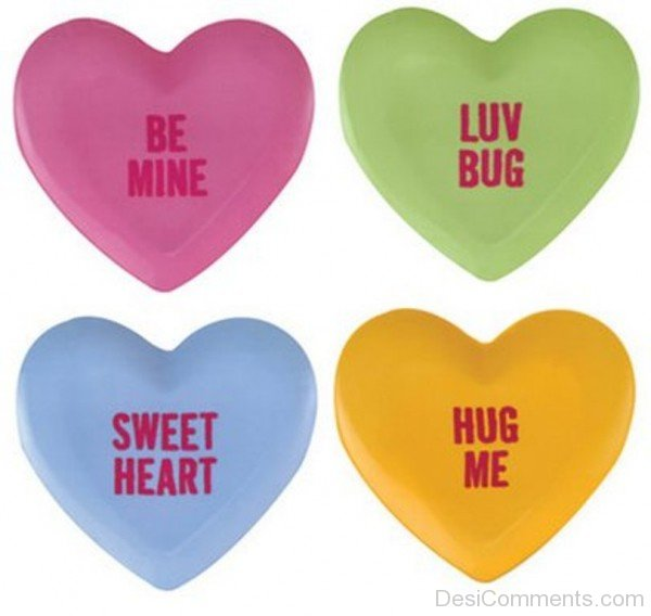 Be Mine Sweet Heart- DC 02027