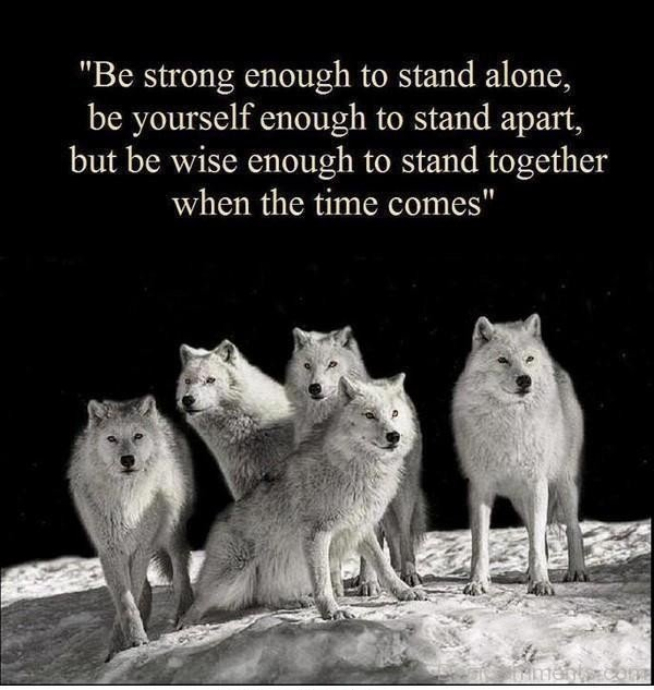 Picture: Be Strong