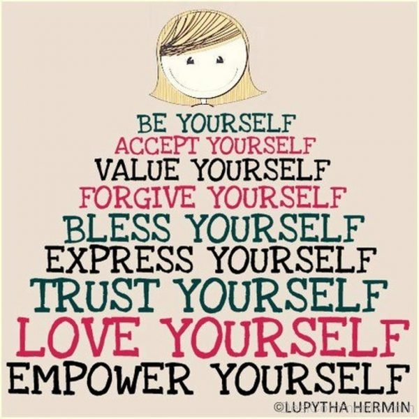 Be Yourself And Accept Yourself-Dc07