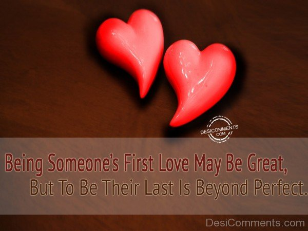 Being Someone's First Love May Be Great -  43