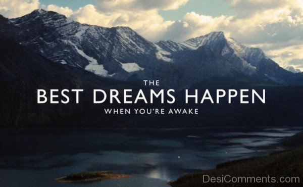 Best Dreams  happen-dc018020