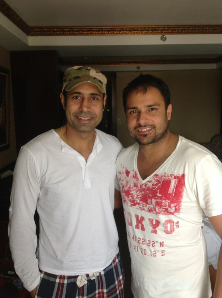 Binnu Dhillon And Amri...