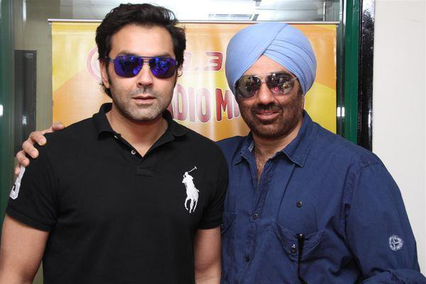 Bobby Deol And Sunny Deol