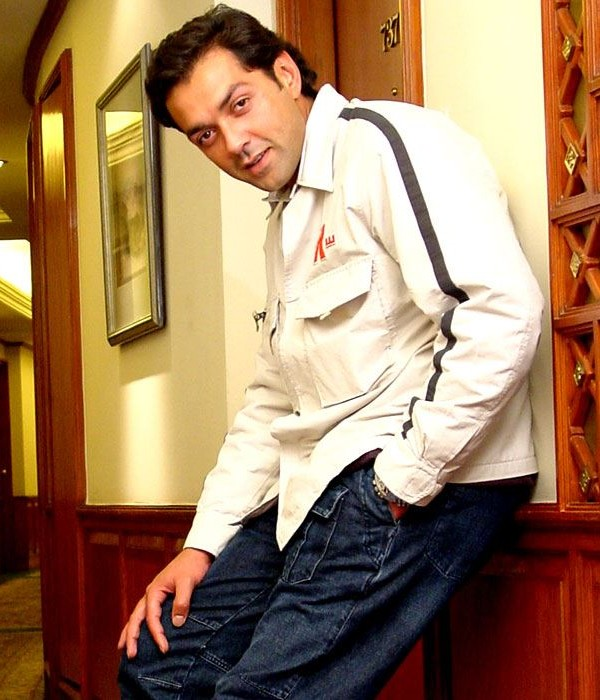 Bobby Deol Good Looking Pose