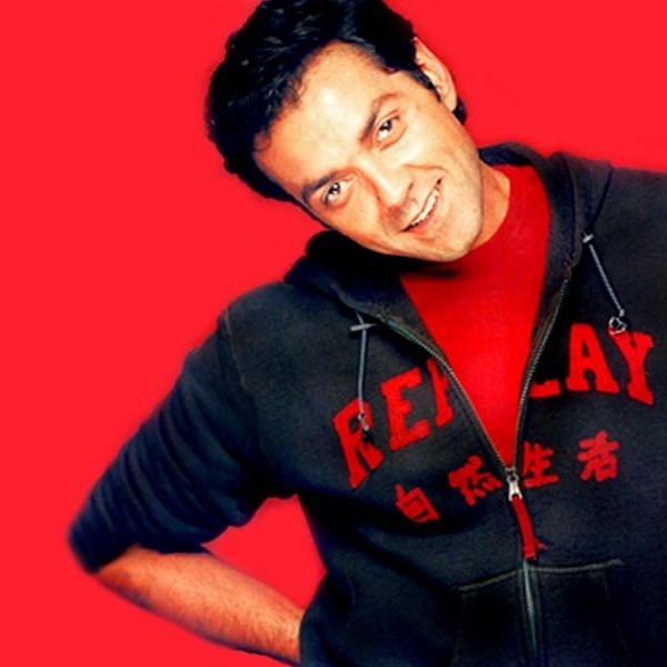 Bobby Deol Looking Handsome