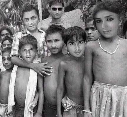 Bollywood Celebrities Childhood Photo