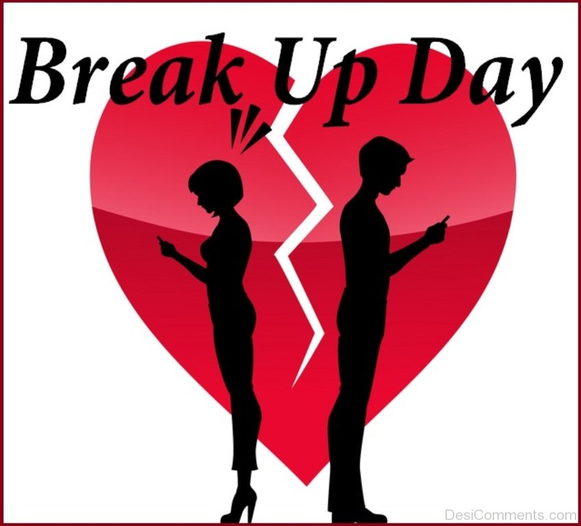 Valentine Heart Break Quotes: Break Up Pictures, Images, Graphics For Facebook, Whatsapp