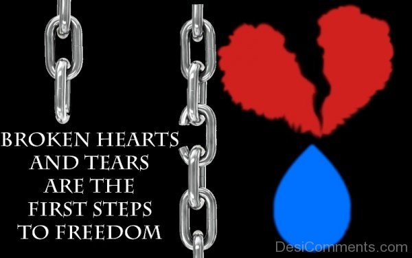 Broken Hearts And Tears Are The First-put611desi19