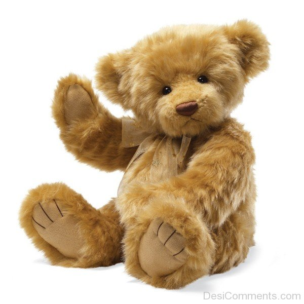 Brown Teddy Bear Image - DesiComments.com