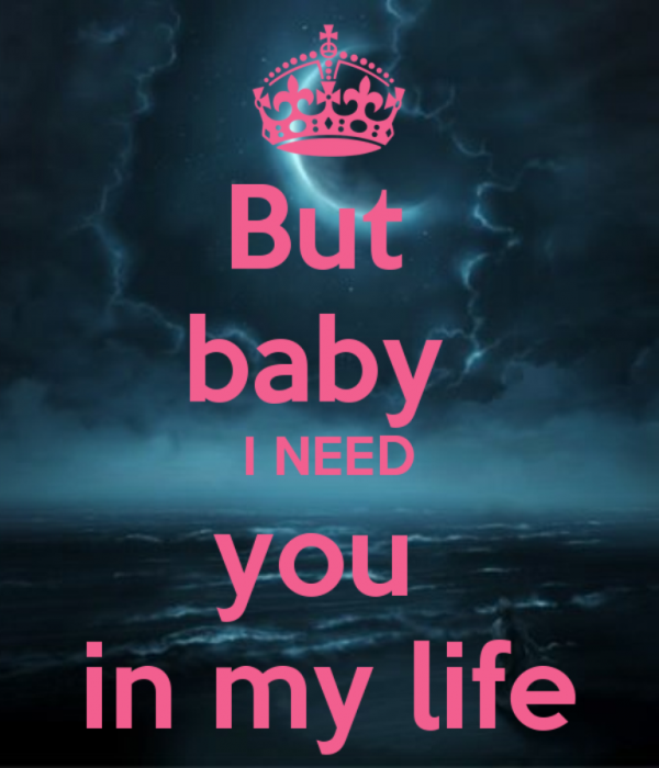 But Baby I Need You In My Life-DC04