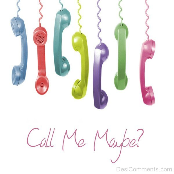 Image Of Call Me Maybe