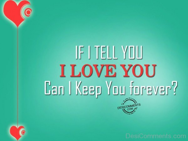 Can I Keep You Forever - 33