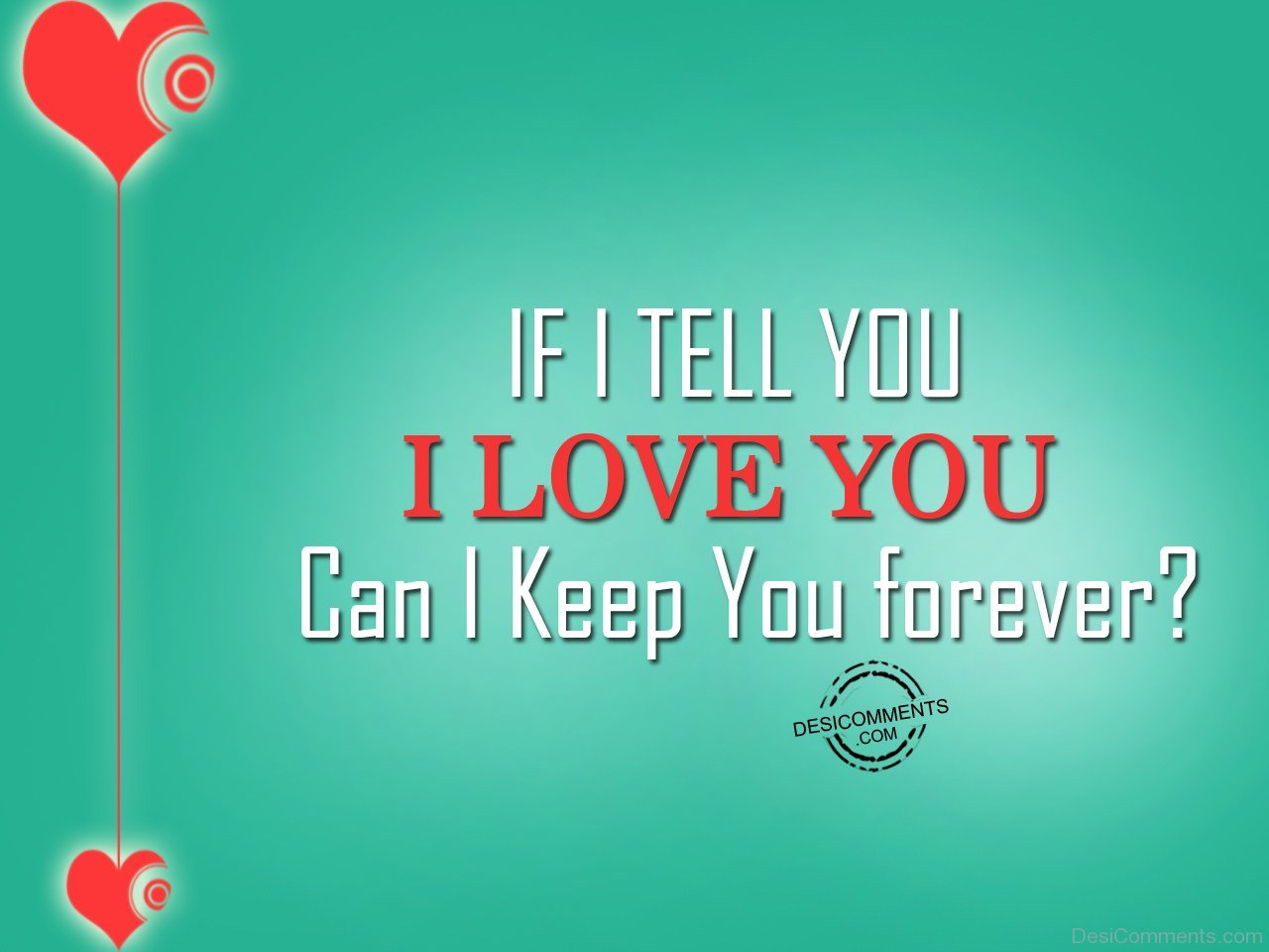 Can I Keep You Quote