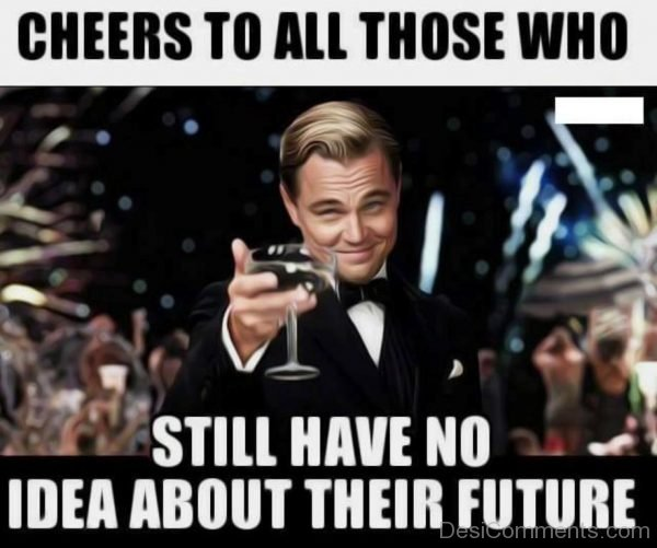 Cheers To All Those-DC027
