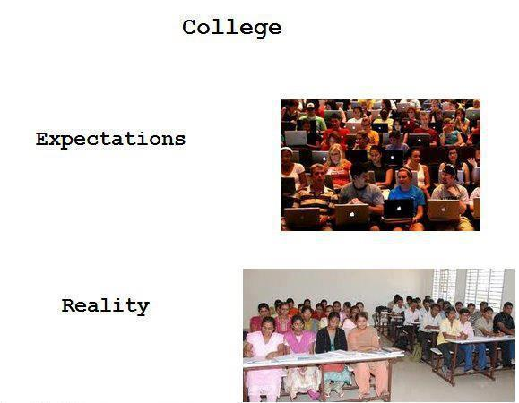 College Reality